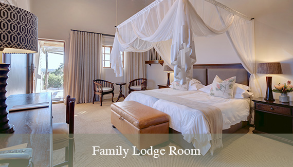 Family Lodge Room