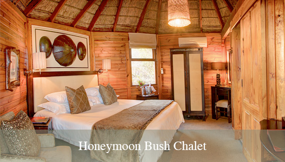 Honeymoon Bush Chalet